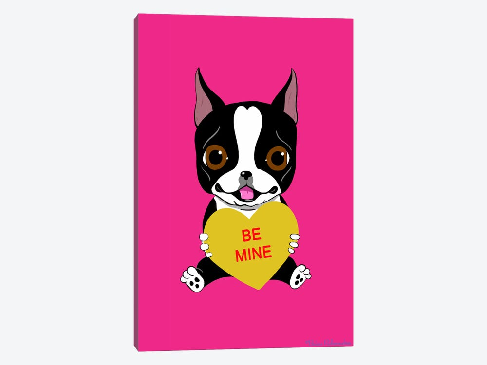 Be Mine by Brian Rubenacker 1-piece Canvas Art Print