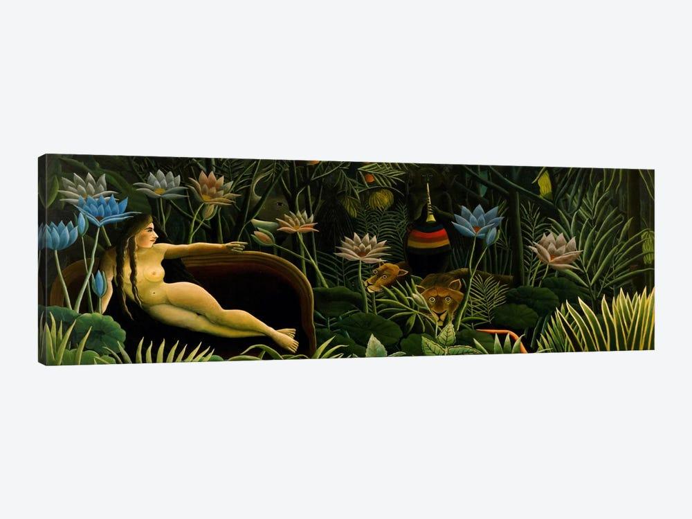 The Dream by Henri Rousseau 1-piece Canvas Wall Art
