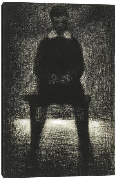 Maurice Appert (Garconnet Assis) 1884 Canvas Art Print