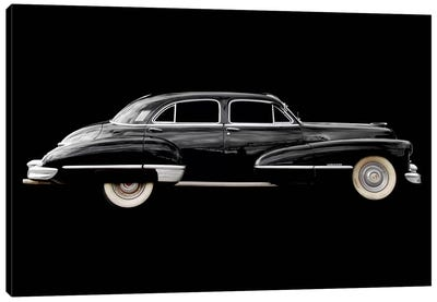 47 Cadillac Fleetwood Canvas Art Print