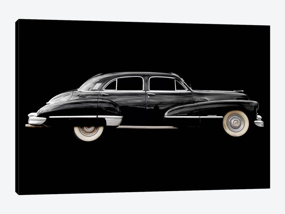 47 Cadillac Fleetwood by Unknown Artist 1-piece Canvas Print