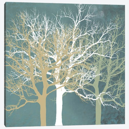Tranquil Trees 3-Piece Canvas #13274} by Erin Clark Canvas Wall Art