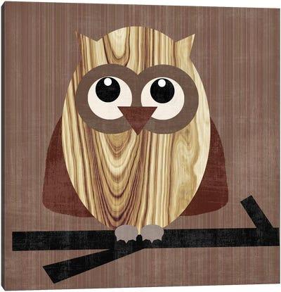 Owl 2 Canvas Print #13284