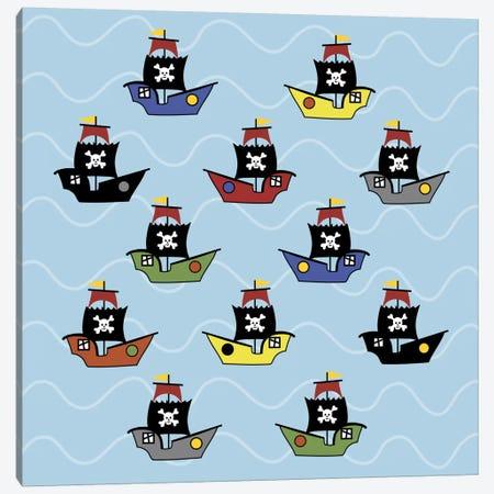 Ships Canvas Print #13286} by Erin Clark Art Print