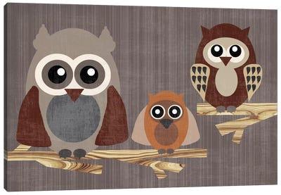 Owls Canvas Print #13290