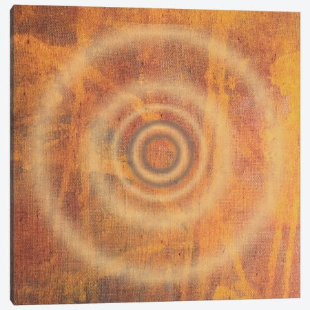 Circle II Canvas Print #13309} by Erin Clark Art Print
