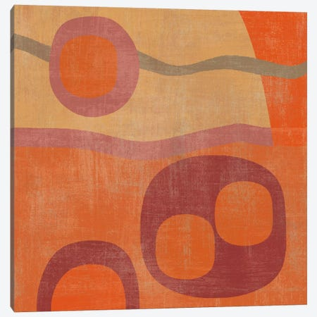 Abstract III Canvas Print #13311} by Erin Clark Canvas Artwork