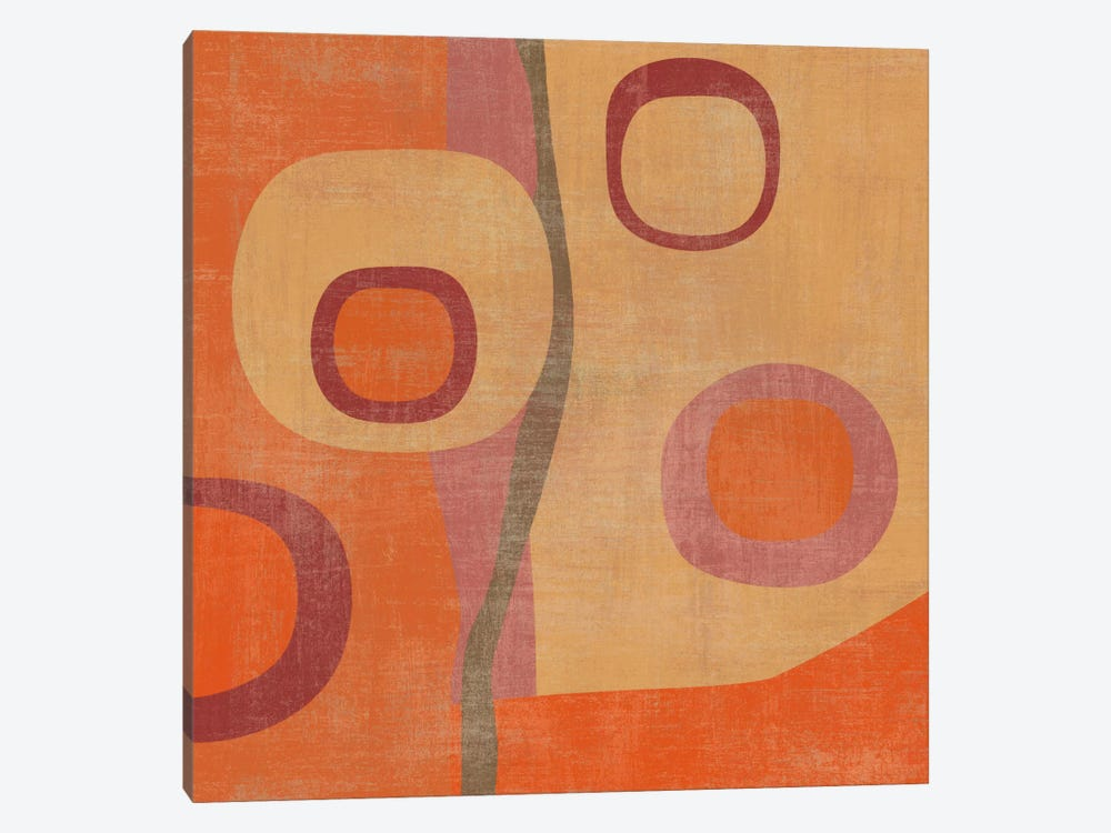 Abstract II by Erin Clark 1-piece Canvas Wall Art
