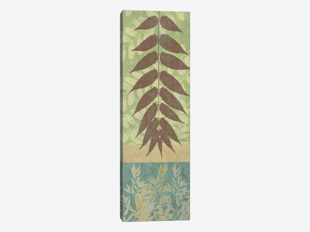 Leaves II by Erin Clark 1-piece Canvas Art Print