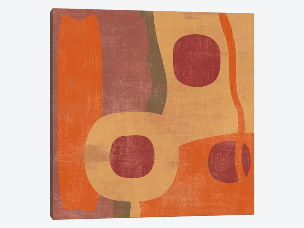 Abstract I 1-piece Canvas Wall Art