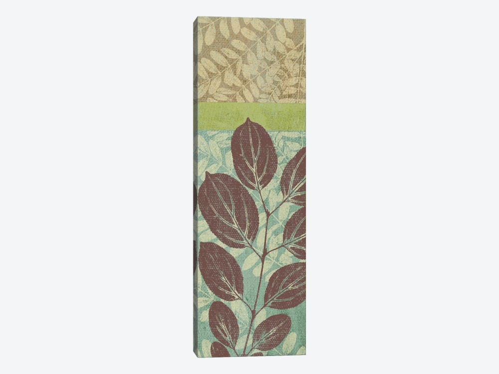 Leaves I by Erin Clark 1-piece Canvas Art