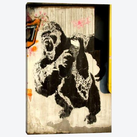 Kongs New Weapon Graffiti Canvas Print #13355} by Unknown Artist Art Print
