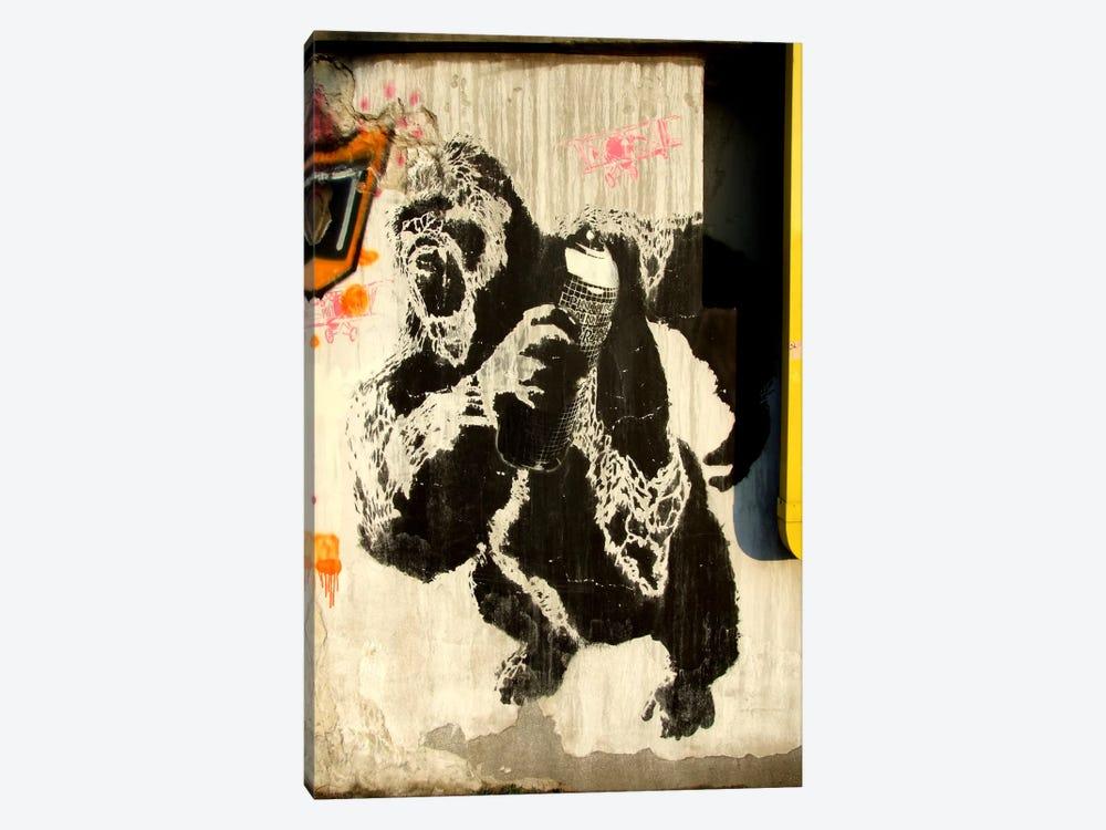 Kongs New Weapon Graffiti by Unknown Artist 1-piece Canvas Art