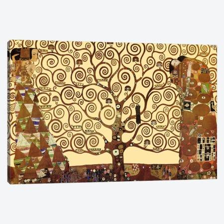 The Tree of Life Canvas Print #1335} by Gustav Klimt Art Print
