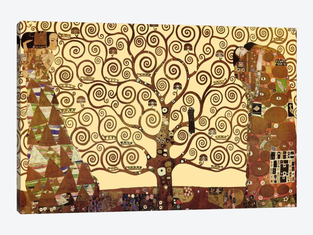 The Tree of Life by Gustav Klimt 1-piece Canvas Artwork