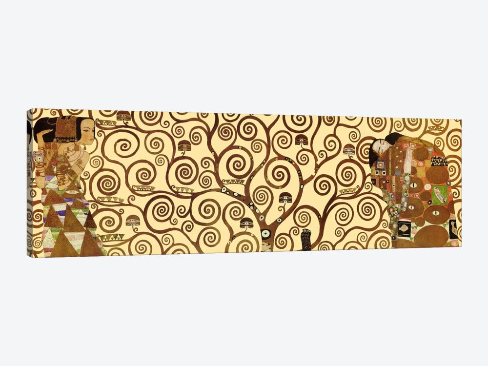 The Tree of Life by Gustav Klimt 1-piece Canvas Wall Art