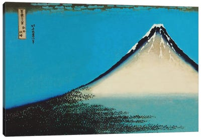 Mount Fuji Canvas Art Print