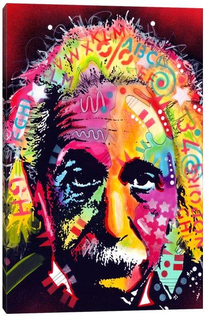 Einstein II Canvas Print #13537