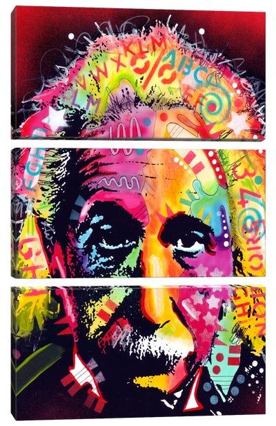 Einstein II Canvas Art Print