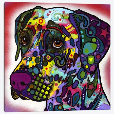 Dalmatian Canvas Print #13546} by Dean Russo Canvas Art