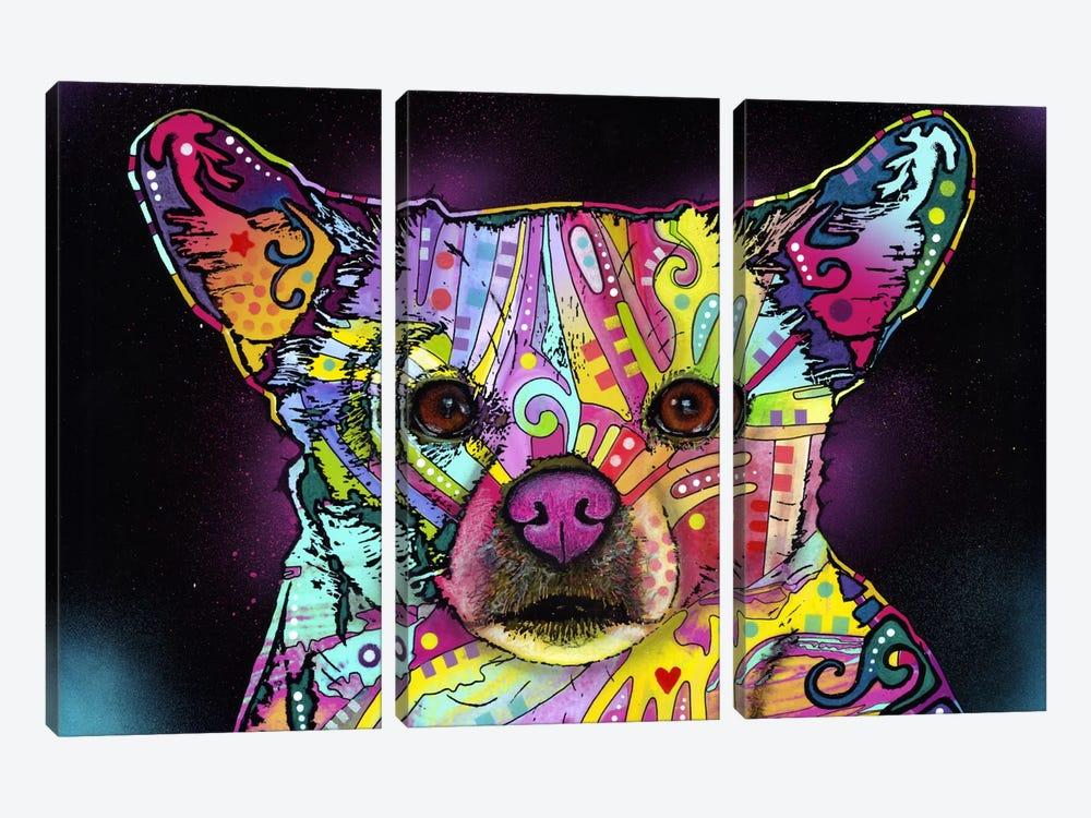 Cheemix by Dean Russo 3-piece Canvas Print