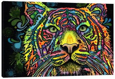 Tiger Canvas Print #13548