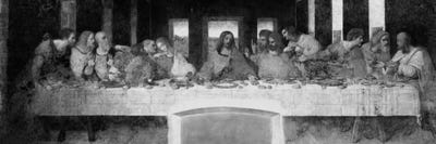 The Last Supper Wall Art the last supper ii canvas wall artleonardo da vinci | icanvas
