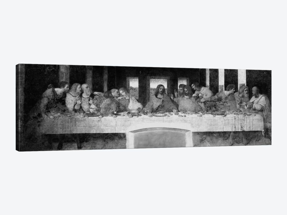 The Last Supper II by Leonardo da Vinci 1-piece Canvas Artwork