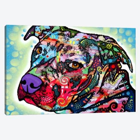 Bulls Eye Canvas Print #13558} by Dean Russo Canvas Artwork