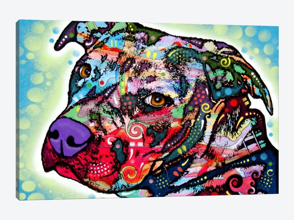Bulls Eye by Dean Russo 1-piece Canvas Print