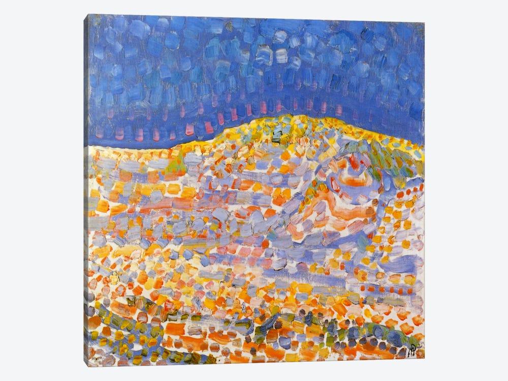 Dune ll by Piet Mondrian 1-piece Canvas Wall Art
