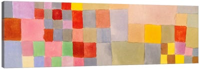 Flora on The Sand by Paul Klee Art Print