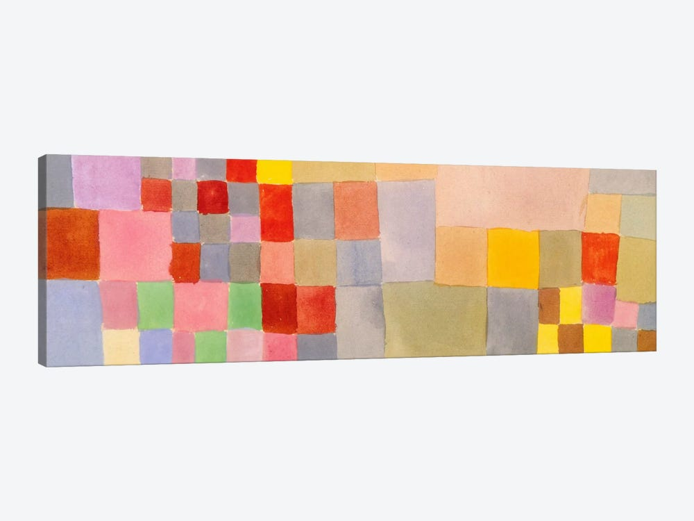 Flora on The Sand by Paul Klee 1-piece Art Print