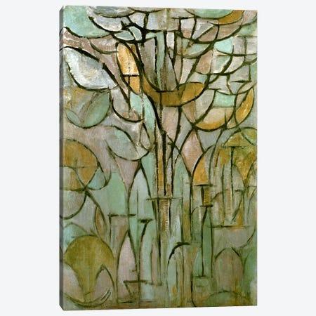 Tree, 1912 Canvas Print #13592} by Piet Mondrian Canvas Wall Art