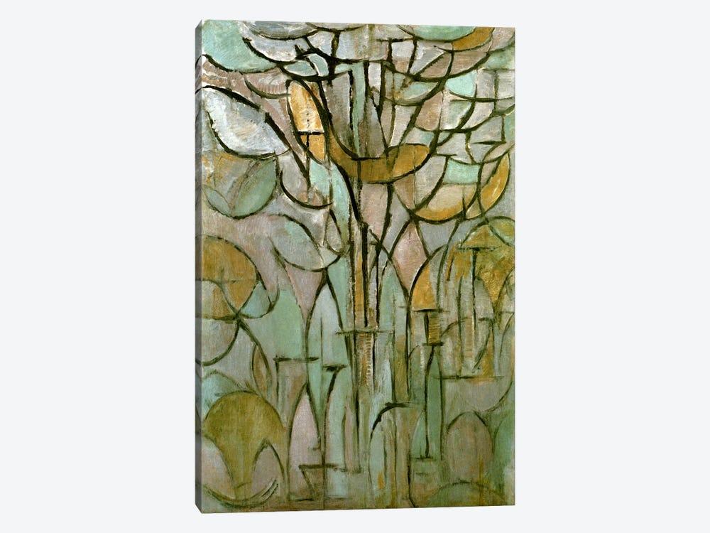 Tree, 1912 by Piet Mondrian 1-piece Canvas Art Print