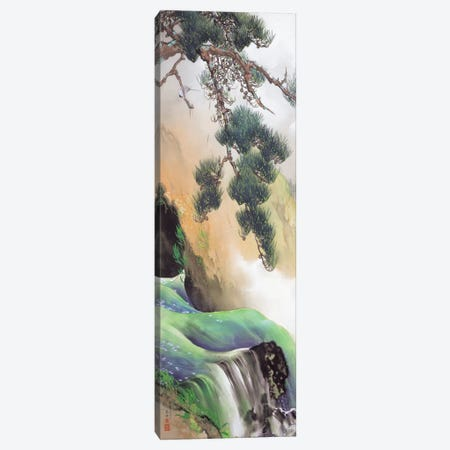 Spring of Mountain Canvas Print #13616} by Yamamoto Shunkyo Canvas Wall Art
