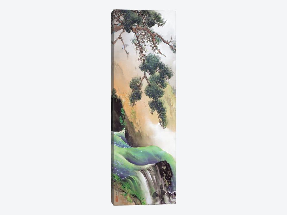 Spring of Mountain by Yamamoto Shunkyo 1-piece Canvas Print
