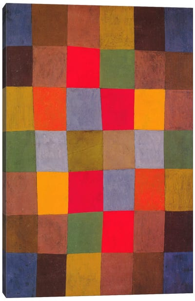 New Harmony by Paul Klee Art Print