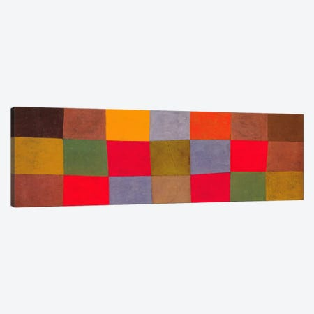 New Harmony Canvas Print #1362PAN} by Paul Klee Canvas Print