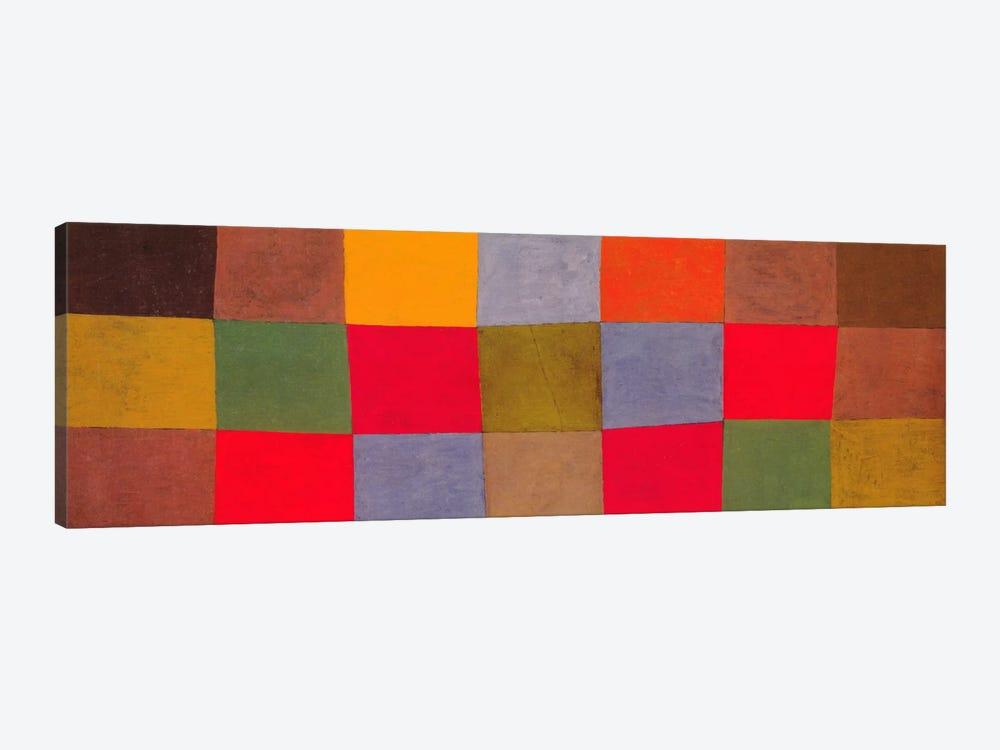New Harmony by Paul Klee 1-piece Canvas Art