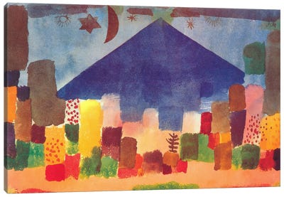 Egyptian Night (notte Egiziana) by Paul Klee Art Print