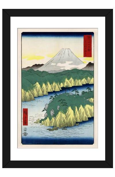 Islands framed prints icanvas for Lighthouse motors morton il