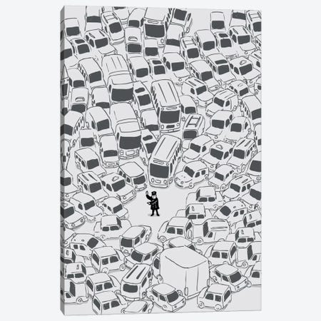 Its a Jam Mr. Police Canvas Print #13804} by Budi Satria Kwan Canvas Art Print
