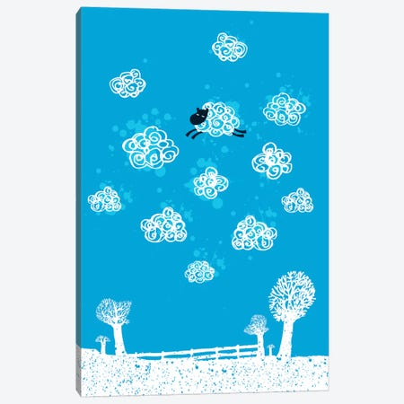 Just Like a Cloud Canvas Print #13806} by Budi Satria Kwan Canvas Print