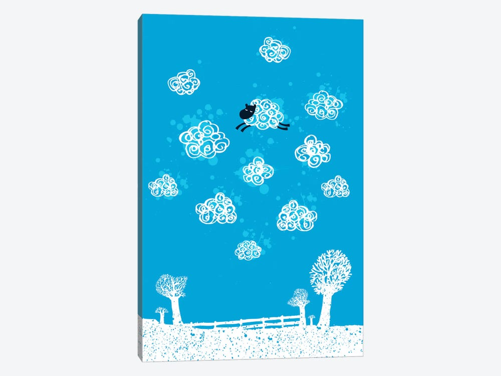 Just Like a Cloud by Budi Satria Kwan 1-piece Canvas Print