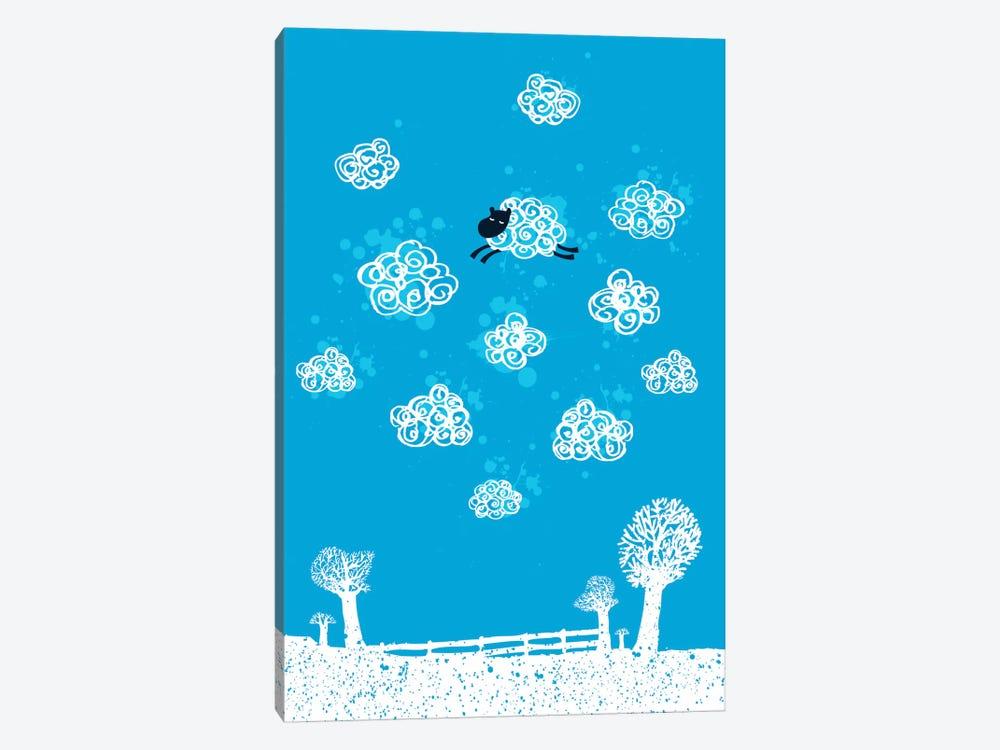 Just Like a Cloud by Budi Satria Kwan 1-piece Canvas Print