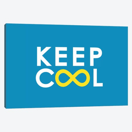 Keep Cool Canvas Print #13807} by Budi Satria Kwan Canvas Art Print