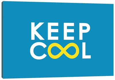 Keep Cool Canvas Art Print