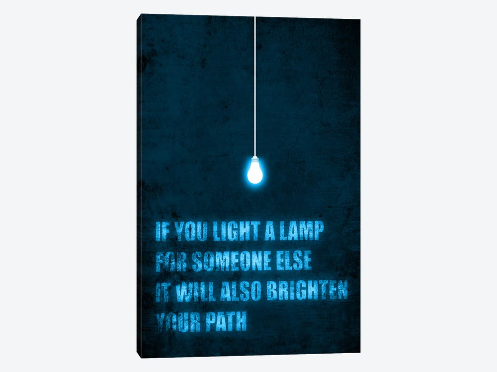 Light a Lamp by Budi Satria Kwan 1-piece Canvas Artwork