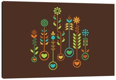 Love Garden Canvas Art Print